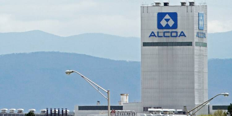 La déprime des cours de l'aluminium plombe le trimestre d'Alcoa