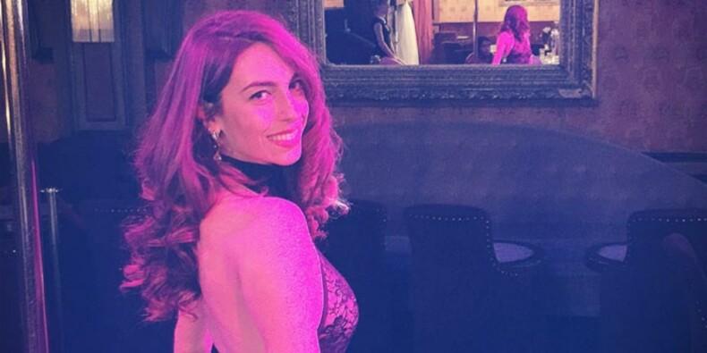 Avec Eva, strip-teaseuse au Club Secret Square