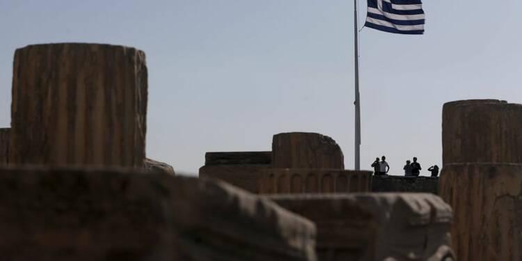 La Grèce n'a pas l'argent pour rembourser le FMI en juin