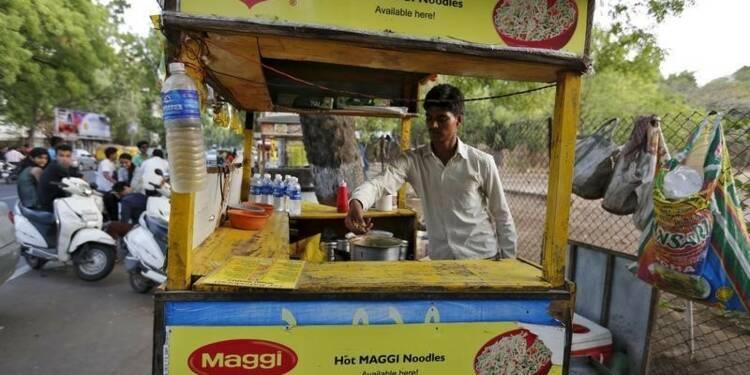 Nestlé prépare le retour des nouilles Maggi sur le marché indien