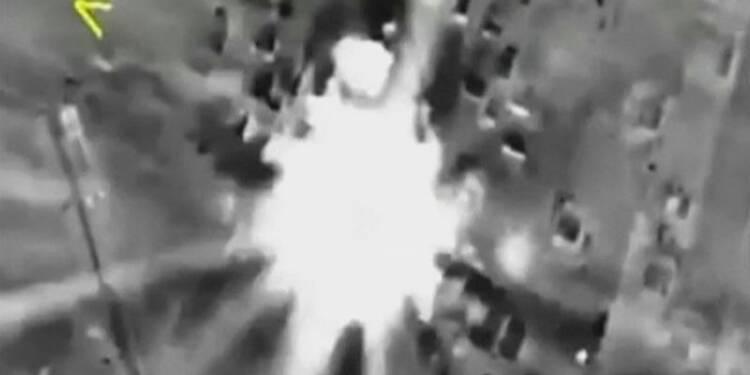 Deuxième journée de frappes russes en Syrie, l'Iran s'active