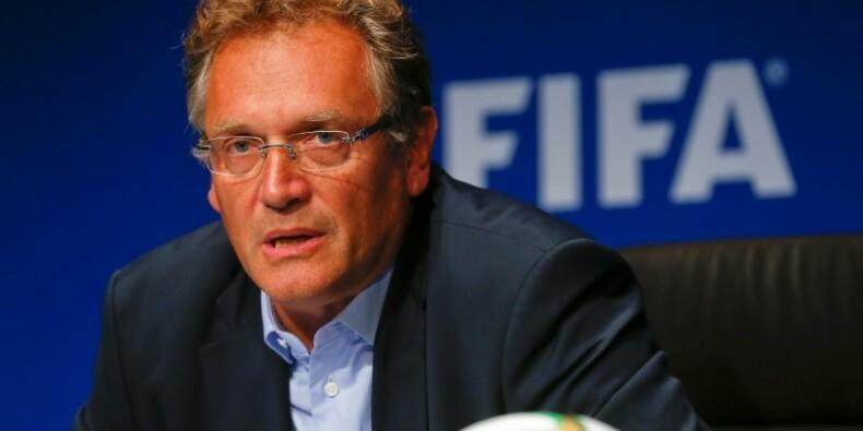 La FIFA nie l'implication de Valcke dans un transfert d'argent