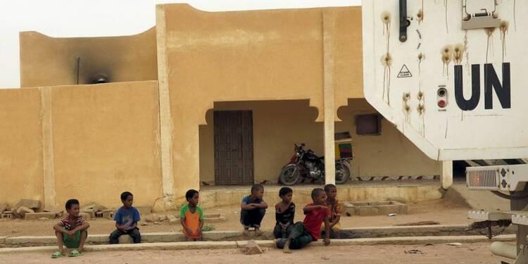 La Minusma déployée dans le nord du Mali après des combats