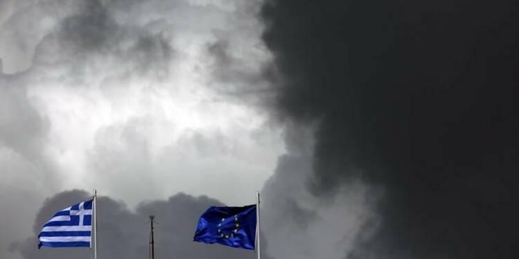 La Grèce dement avoir évoqué un manque de liquidités au 09/04