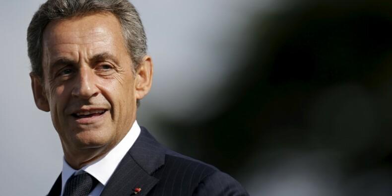 Nicolas Sarkozy, candidat de la cohabitation à droite