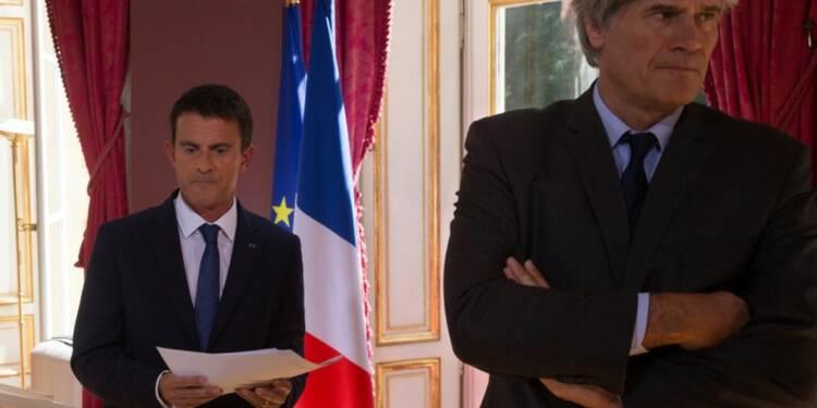 Stéphane Le Foll réfute tout procès en amateurisme de l'exécutif