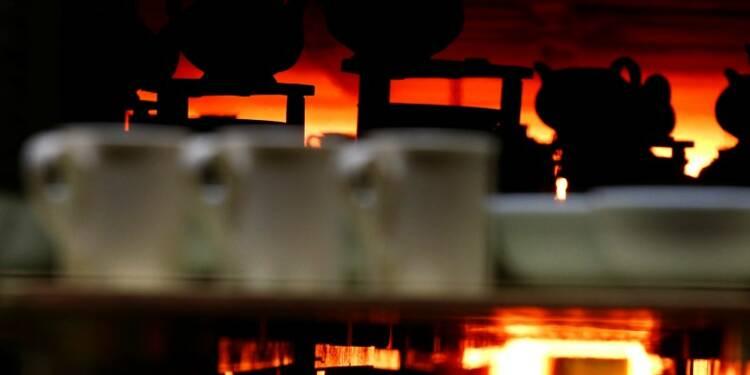La production manufacturière britannique augmente plus que prévu