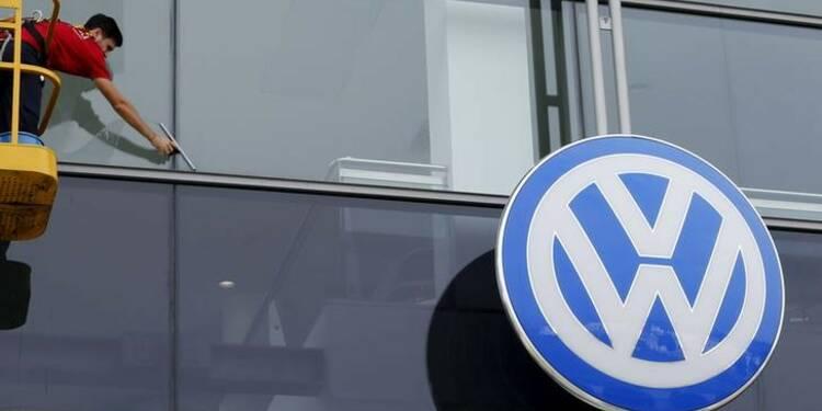Les grosses cylindrées de VW en Europe aussi équipées de l'AECD