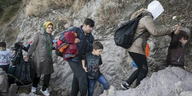 Environ 170.000 migrants sont entrés dans l'UE en septembre