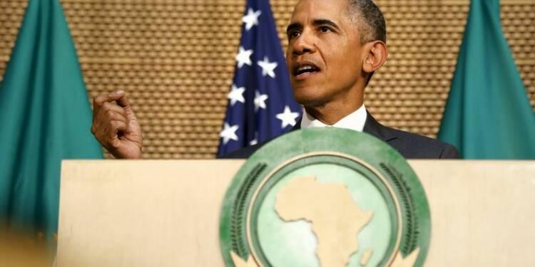 L'Afrique a besoin de stabilité et d'emplois, dit Barack Obama