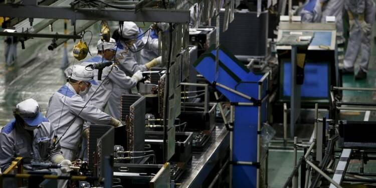 L'industrie a été à la peine en avril au Japon