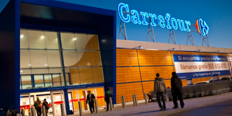 Carrefour plombe le CAC 40