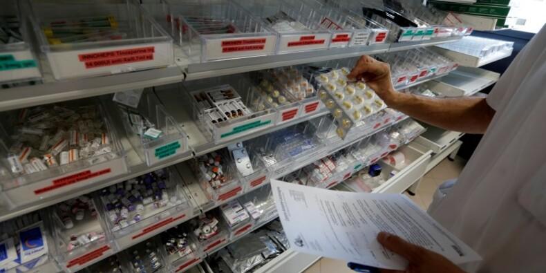 Dépenses d'assurance maladie en hausse de 2,9% en avril