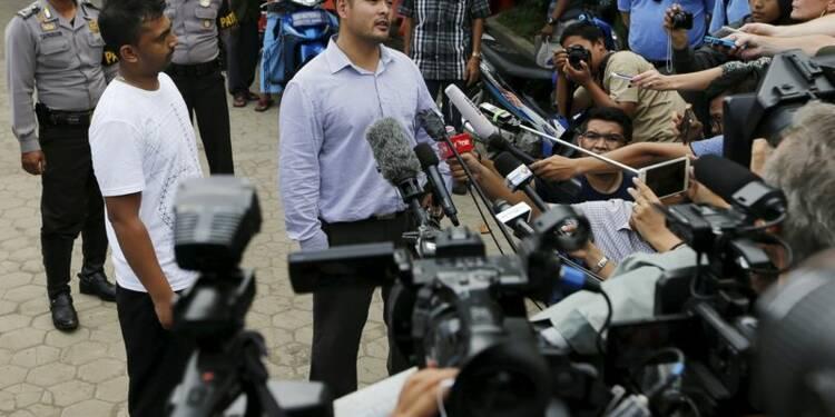 Les proches des condamnés à mort implorent Djakarta