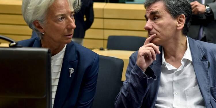 """Le FMI prêt à participer à un plan """"complet"""" pour la Grèce"""