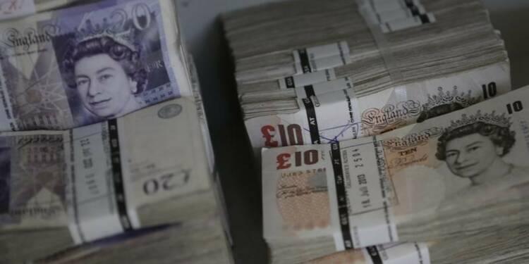 Le déficit commercial britannique se creuse