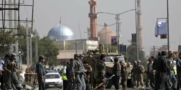 Attentat suicide contre les forces étrangères à Kaboul