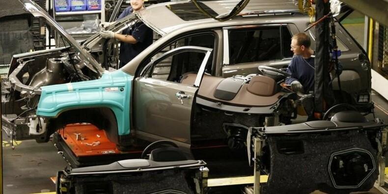 General Motors rappelle 780.000 véhicules