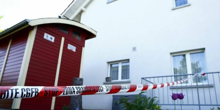 Cinq morts dans un drame familial en Suisse