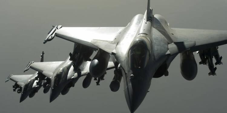 Trente morts dans un raid de l'aviation française, selon l'OSDH