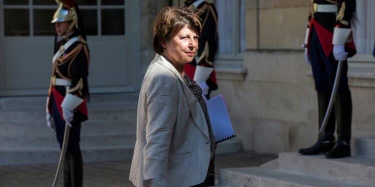 """Macron, ras-le-bol!"", dit Martine Aubry"