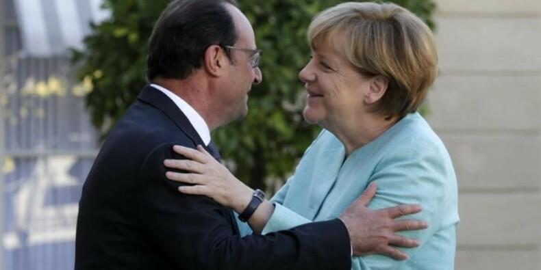 Paris défend l'apport du couple franco-allemand sur la Grèce