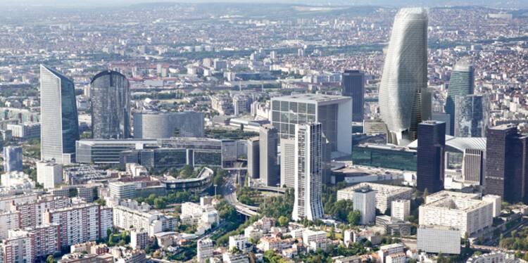 Un nouveau projet de tour géante à La Défense