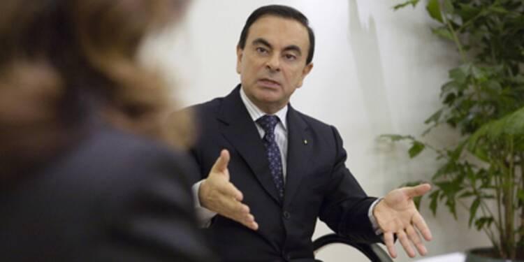 Renault : comment Carlos Ghosn a pu tripler son salaire en 2014