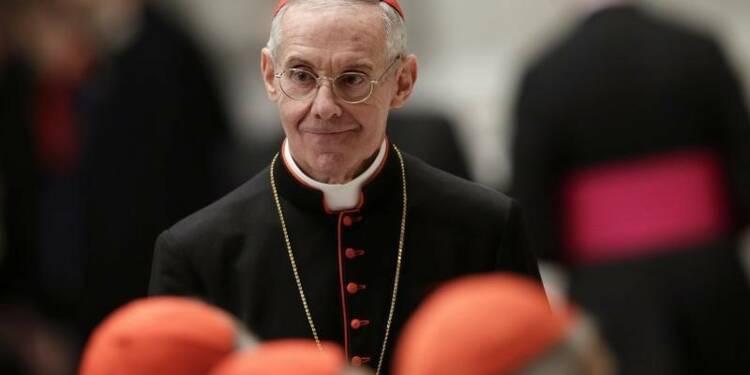 Le pape promeut le cardinal français Jean-Louis Tauran