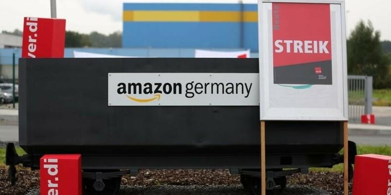 Nouvel appel à la grève chez Amazon en Allemagne