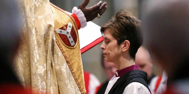 L'Eglise d'Angleterre consacre sa première femme évêque
