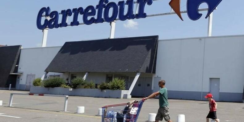 Carrefour boucle 2014 en beauté grâce à la France et au Brésil