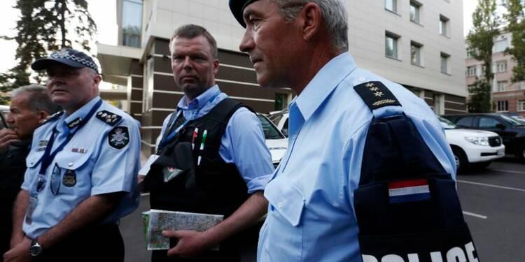 Accord sur l'accès au site du crash du Boeing malaisien en Ukraine
