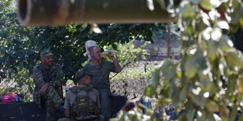 """Poutine évoque les """"structures étatiques"""" du Sud-Est ukrainien"""