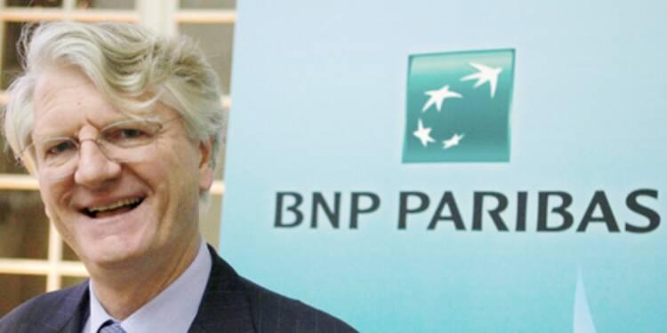 Le cri du cœur de la BNP : merci la crise !