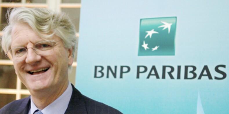 Baudoin Prot et Michel Pébereau empochent 1 million d'euros en vendant des stock-options