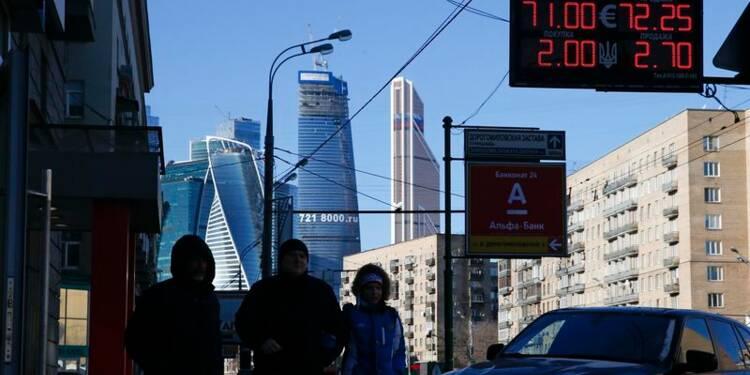 Moody's abaisse la note de la Russie