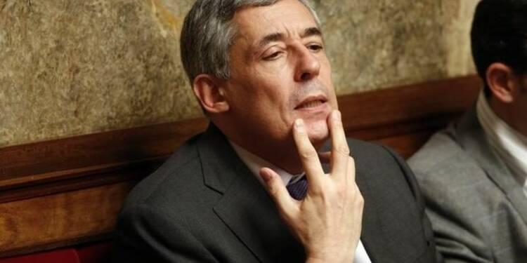 Henri Guaino relaxé pour ses propos contre le juge Gentil
