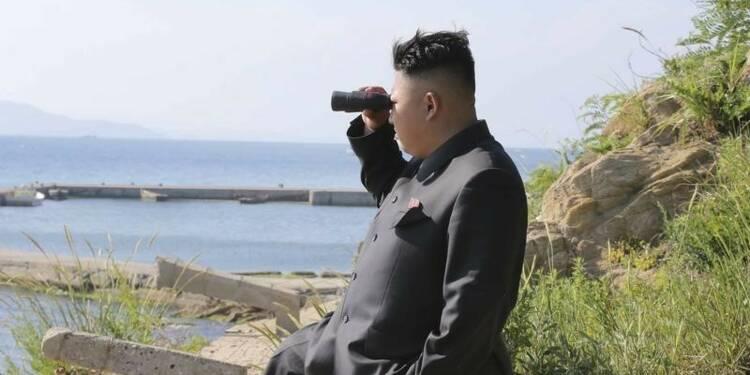 La Corée du Nord tire trois roquettes de courte portée