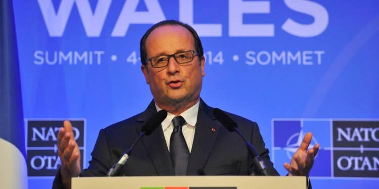 Face à Trierweiler, Hollande défend sa fonction et son engagement