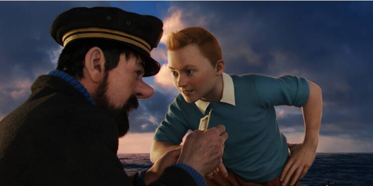 Le film Tintin cartonne déjà au box-office français