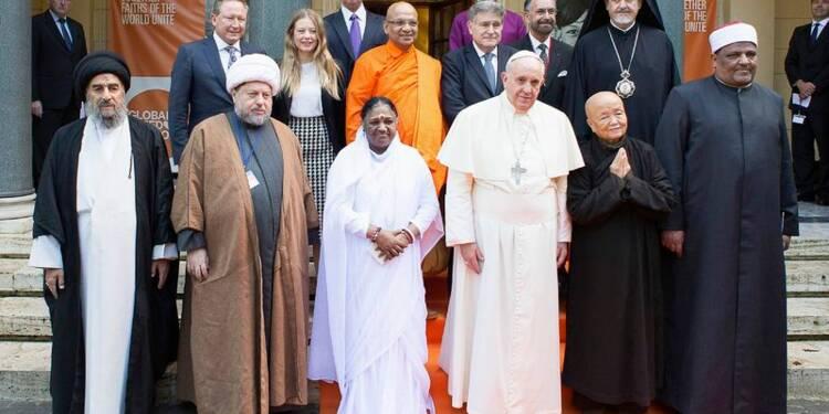 Des chefs religieux du monde entier contre l'esclavage moderne