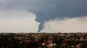 Immense incendie près de Tripoli, la Libye en plein chaos