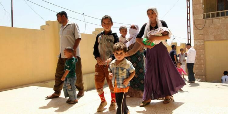 L'Etat islamique aurait tué 500 Yazidis et enterré certains vivants