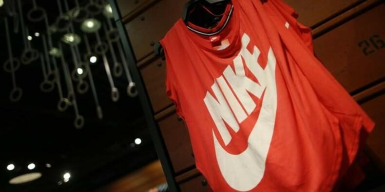 Chiffre d'affaires trimestriel de Nike en hausse de 15%