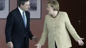 Tous les regards sur l'Allemagne avant le plan de la BCE