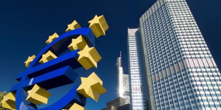 La BCE ne prévoit pas plus de 0,3% de croissance en 2013