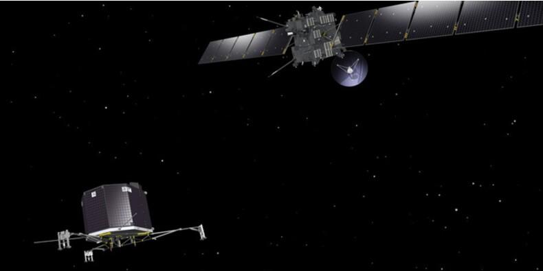 Mission Rosetta : vivez l'atterrissage sur la comète en direct