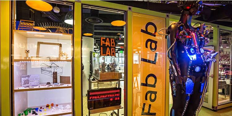 Qui n'a pas son Fab Lab ?