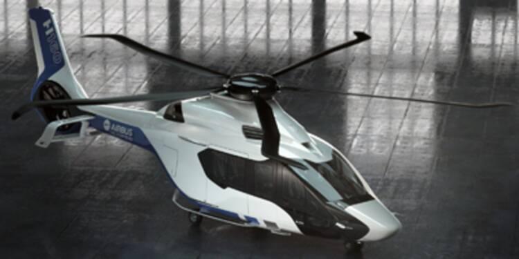 Le H160, le nouvel hélicoptère d'Airbus pour révolutionner le marché